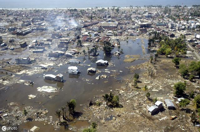 一场自然灾害,让印尼这个地区不再要求独立