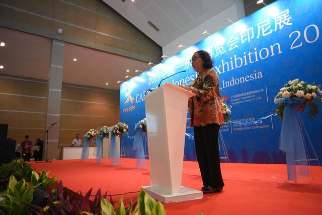 2019中国—东盟博览会印尼展开幕,推动中印尼经贸合作