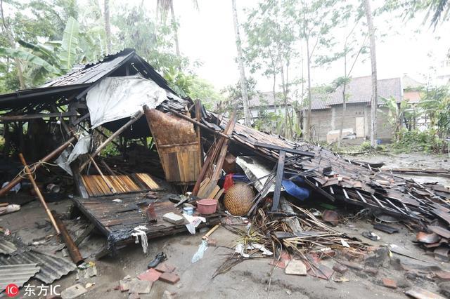 印尼海啸已致168死数百伤:8名台胞受困 其中2人伤势较重