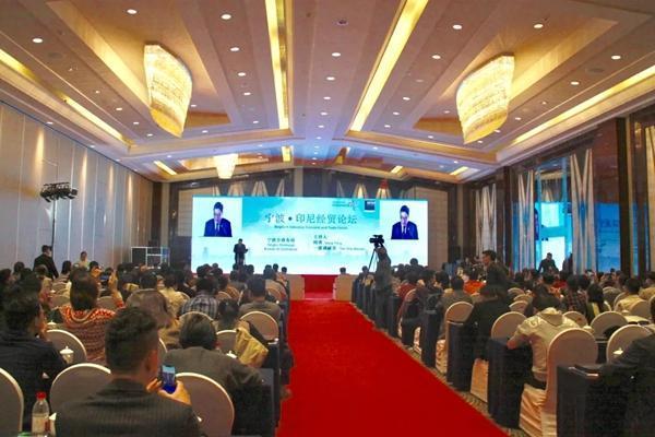 进博会溢出效应显现 印尼政府官员和企业家们特意赶来了宁波