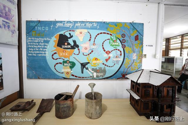 印尼不大的岛屿,却有一个很大的越南难民博物馆