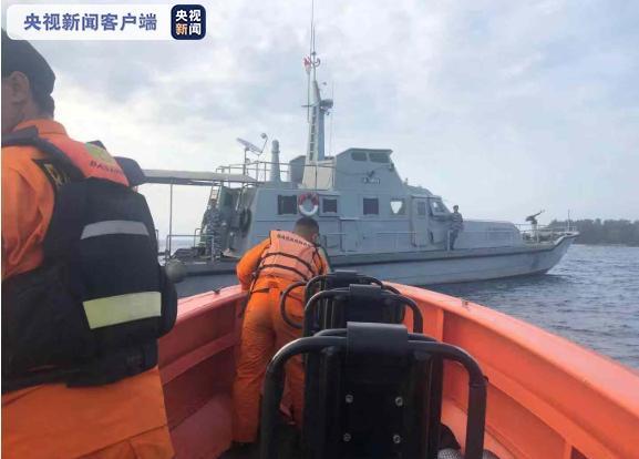 游客印尼潜水失踪:1名游客被找到 2名中国人仍失踪