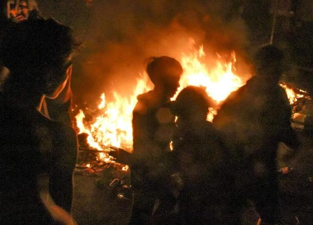 印尼骚乱 6死200伤