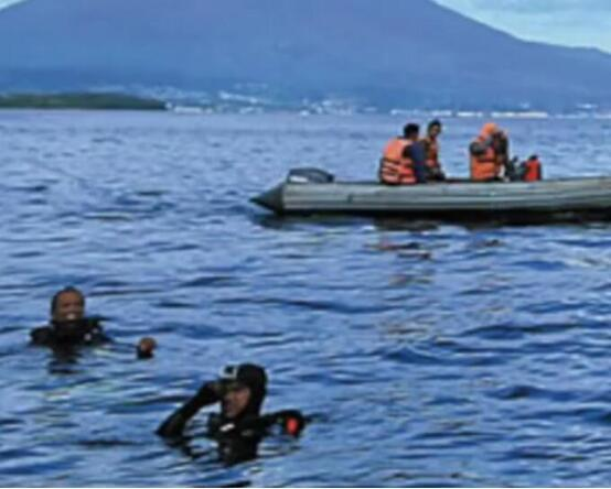 印尼2名中国公民潜水失联 亲属担心他们漂到印度洋
