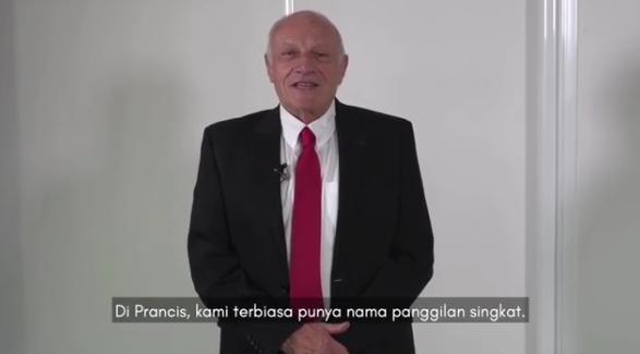 """""""佐科维""""!印尼总统这个昵称,原来出自一个法国人"""