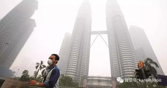 印尼林火蔓延全国,雅加达吉隆坡已经沦陷,新加坡瑟瑟发抖中