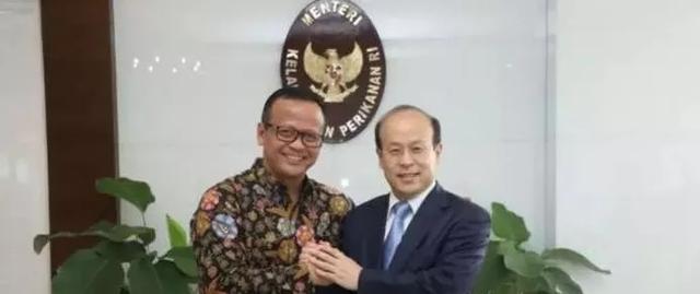 中国有望与印尼加强渔业合作!两者会迸发什么样的灵感?