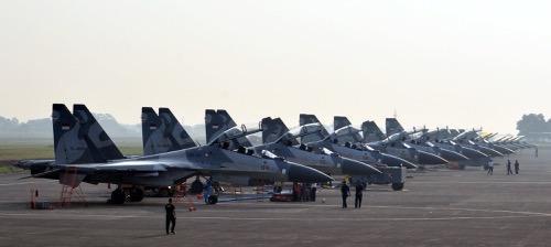 印尼空军将引进F-16V,装备提升将成东南亚第二