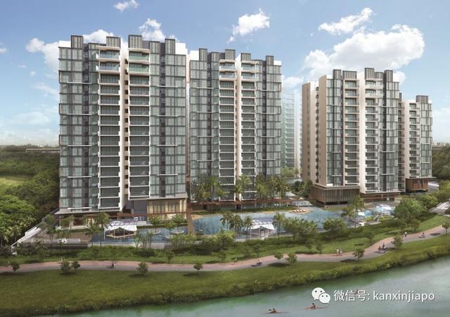 新加坡推出8000+新组屋,含名校学区房地铁房,每套标价3万新币起