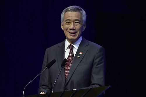 """日媒称新加坡加强靠拢中国:搭上""""一带一路""""顺风车"""