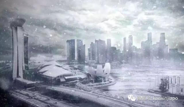 冬天到!在赤道旁的新加坡我们被冻傻了......