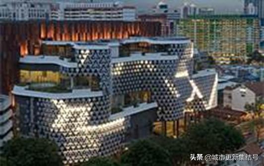 """新加坡Bugis+购物中心——微型购物中心变身为""""城市娱乐中心"""""""