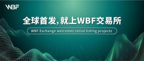 新加坡WBF交易所:深度链接,剑指全球市场