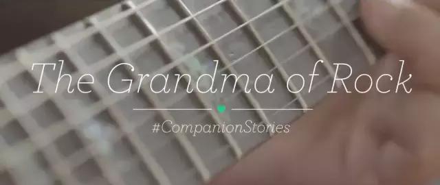 81岁新加坡奶奶,一把电吉他闯江湖,500万人围观,嗨翻3万人