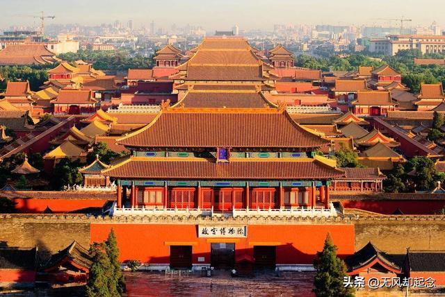 很多人不知道,中国其实有4个故宫,一个在北京,还有3个在哪?