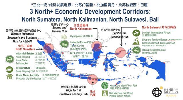 葛洲坝新签印尼101亿水电合同,项目位于亚洲第一大岛