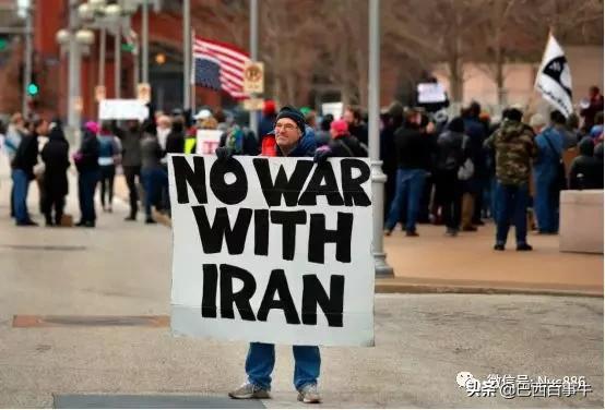 美国乱了、伊朗疯了、大使馆紧急提醒:在美华人注意安全