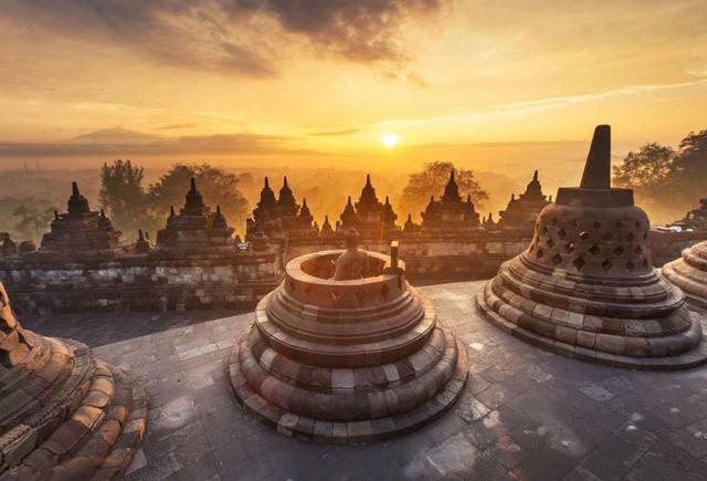 印尼日惹旅游