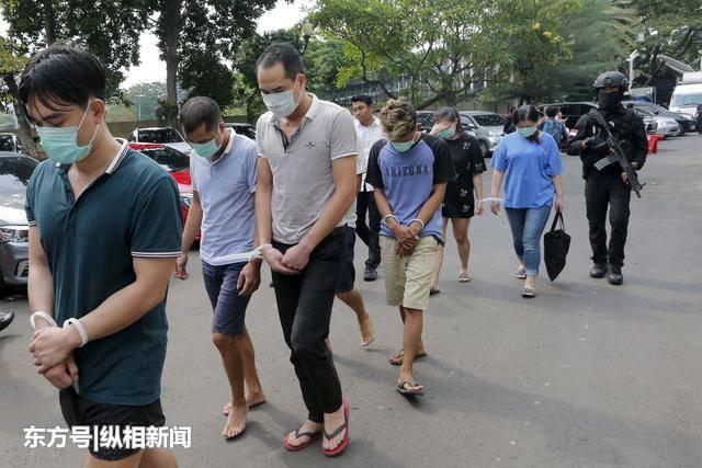印尼警方逮捕85名中国籍诈骗团伙:针对中国同胞,一年骗得千万