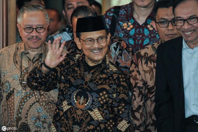 印尼前总统哈比比去世享年83岁 现总统佐科将亲自为其主持葬礼