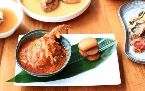 """新加坡最好吃的""""辣椒螃蟹""""都在这里"""