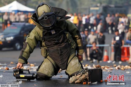 印尼警方拟部署逾19万安全人员 确保各地节庆安全