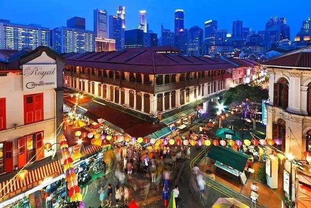 城市生长在森林!你与新加坡有一场必须安排的奇遇