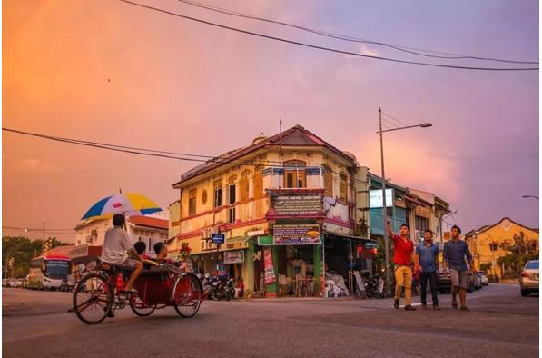 冷门旅游景点:印尼日惹,柬埔寨暹粒,马来西亚槟城,菲律宾宿务