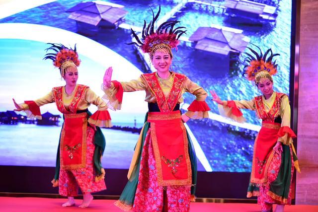 印尼雅加达来厦推介旅游,带您感受独特异域风情