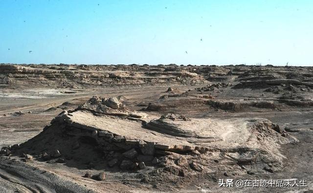 死亡之海的罗布泊,许多人冒险去捡石头,最高一颗卖200万