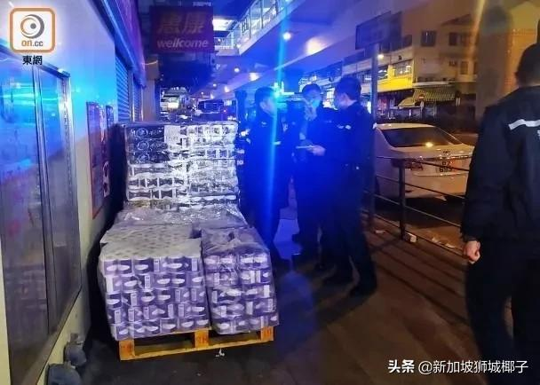 香港厕纸大劫案!持刀抢劫,目标竟是卫生纸......