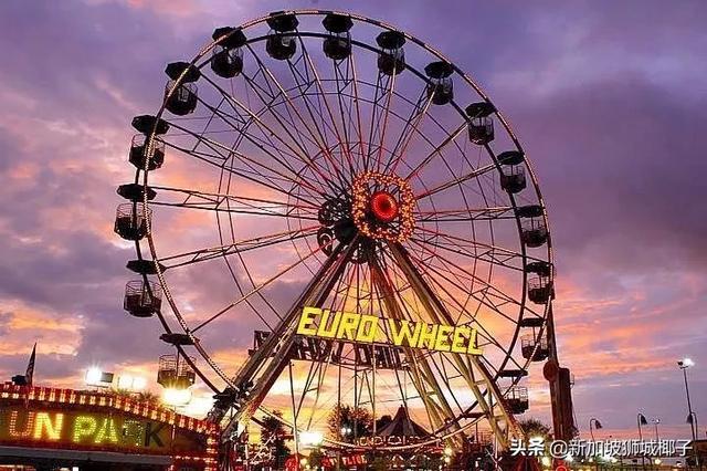 马来西亚新山最大主题乐园开幕!周末好去处