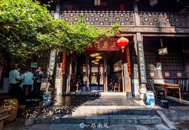 云南昆明的冷门景点,专门为无住房学生建造,也是民间协作机构