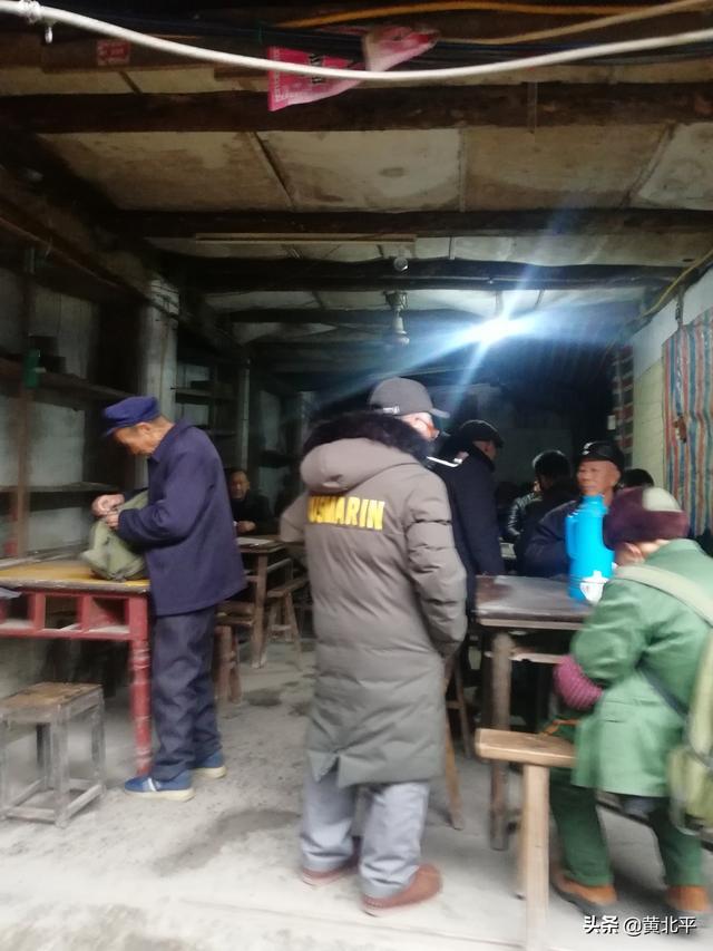 四川省嘉陵江边一个被遗忘的古镇