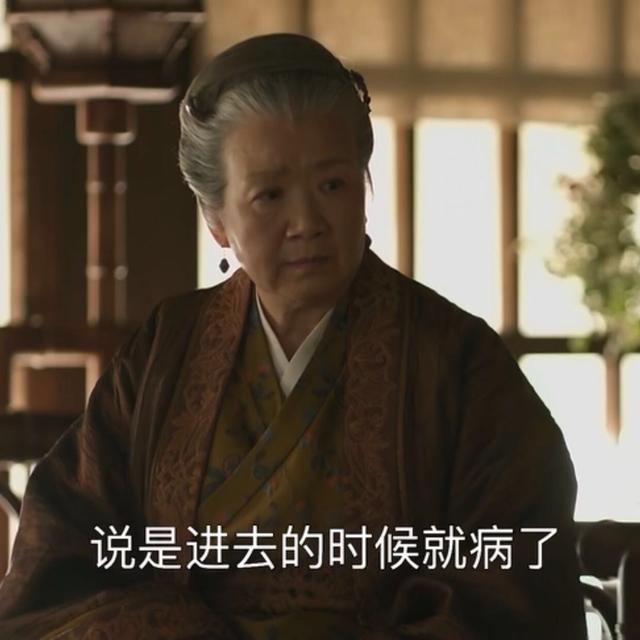 《知否》原著:我们错了,盛老太太不是因为明兰没了亲娘而疼爱她
