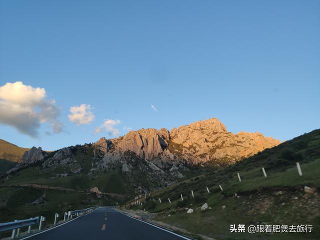 80后夫妻自驾西藏,3天反穿最神秘川藏线,谁说317国道没好风景?