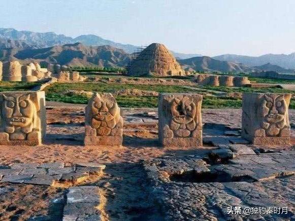 到底是谁损毁了西夏王陵?成吉思汗说:这黑锅蒙古人不背!