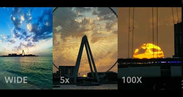 影像怪兽!华为 P40 Pro+ 发布:100 倍变焦,售价过万,但依然有短板