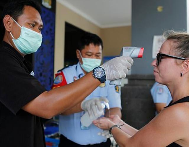 印尼若不全面封锁,1.37亿人可能会感染,但目前已排除封锁可能性