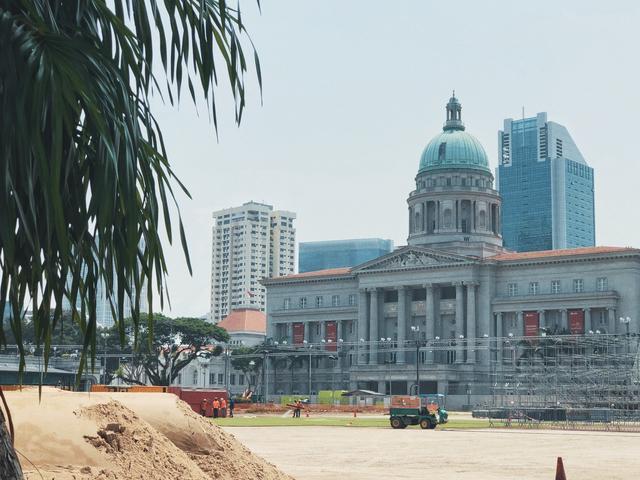 """新加坡实拍丨最富裕的亚洲""""四小龙""""之一,""""花园城市""""真的很美"""