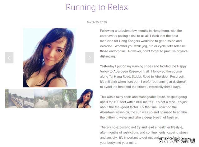 刘銮雄前女友近照,41岁颜值不输甘比,生下一双女儿独自抚养