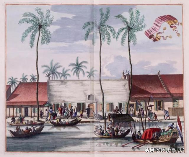 印尼:被荷兰殖民300多年,印尼为什么却不说荷兰语?