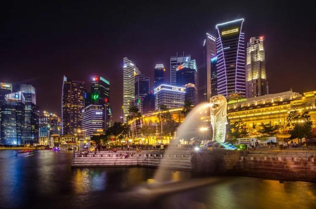 世界这么大,为什么要在新加坡注册公司?