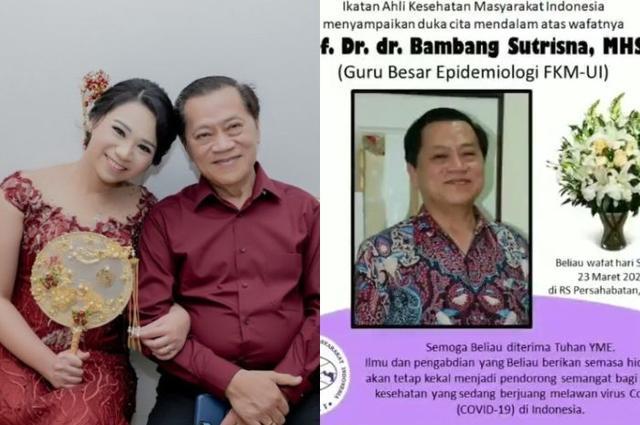 印尼专家坚持收治病人感染身亡:病患肺变白却隐瞒,家人苦劝无果