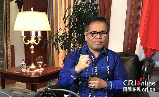 印尼驻华大使:印尼和中国关系发展呈积极态势