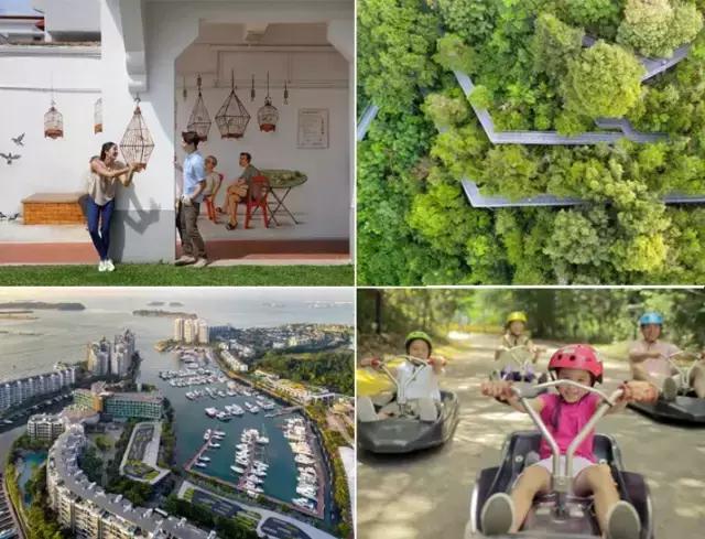 新加坡超全旅游指南,只看这一篇就够了!