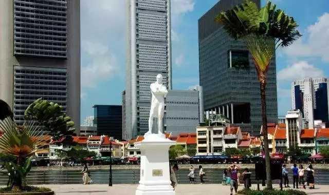 你了解新加坡么?带你看看新加坡的5个区域