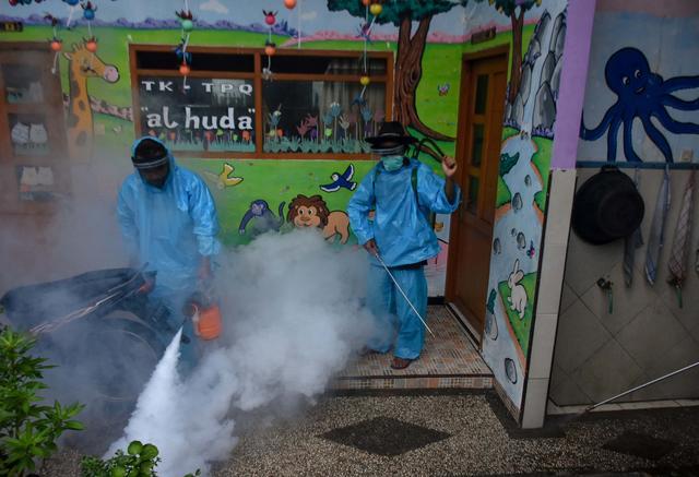 印尼暴发登革热,已有41000人感染,至少260人死亡