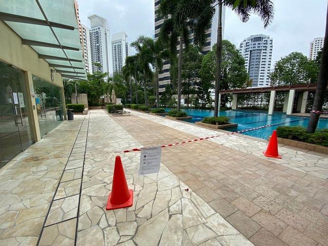 新加坡环境及水源部部长:将对继续在外聚集的公众采取严厉警告或罚款
