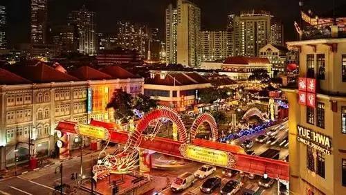 新加坡面积很小,为什么却很富裕?